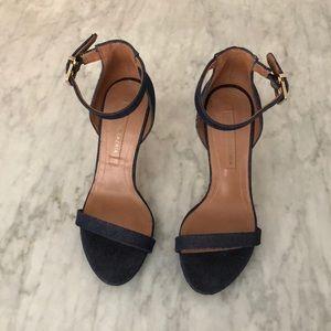 BCBG MAX AZRIA strappy sandals 6.5 / 7